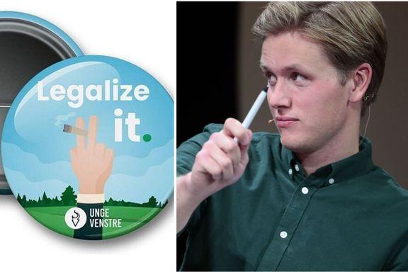 Unge Venstre-leder: Skoler lærer elevene at det er greit å sensurere politiske budskap