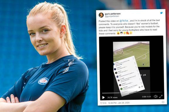 Norsk fotballproff oppgitt etter reaksjoner på skrytevideo