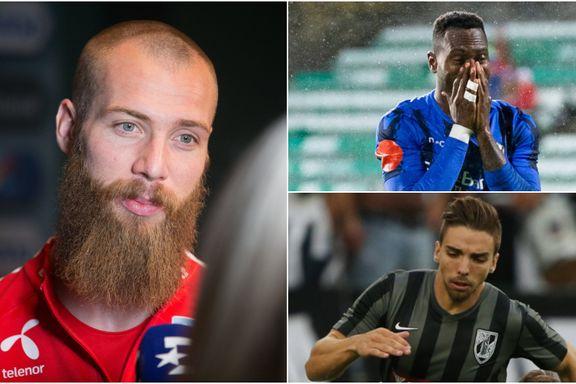 Overgangsvinduet: Er én av disse Rosenborgs nye spiss?