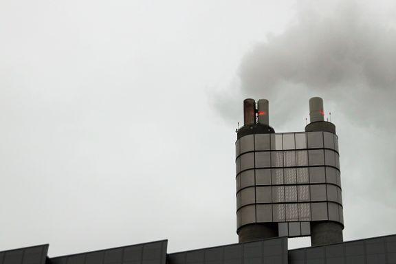 CO2-rensing kan koste opptil 25 milliarder