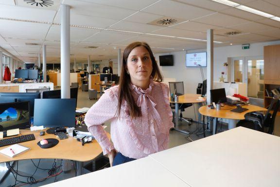 Leserne strømmer til, men inntekter forsvinner. Denne avisen ble hardt rammet da svenskehandelen stoppet.
