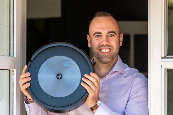 Denne roboten fikser rengjøringen for deg