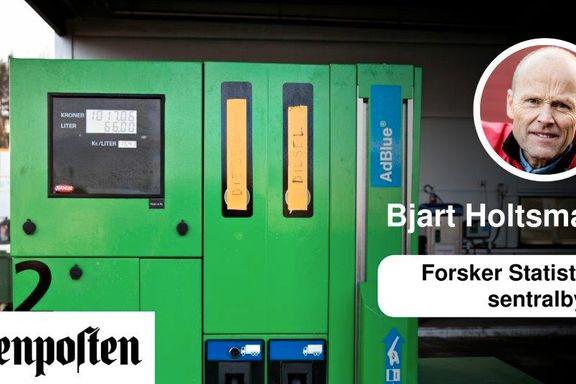 Matbasert biodrivstoff vil øke de globale utslippene.