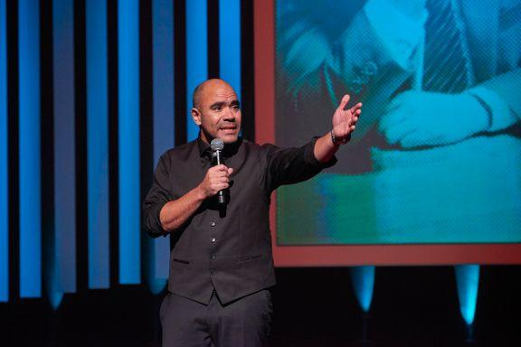 Johan Golden-show: Nytt på nytt, bare litt mindre morsomt
