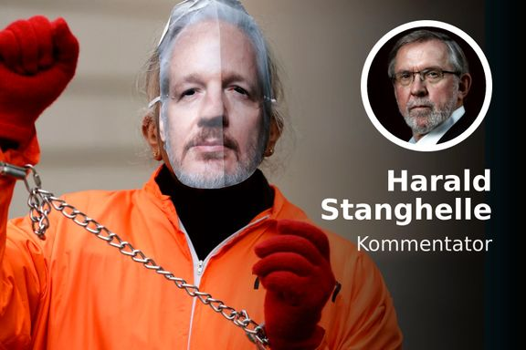 USA må ikke få fatt i Julian Assange. Det er farlig for flere enn Wikileaks-grunnleggeren.