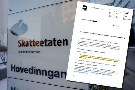Skatteetaten ut mot Statsministerens kontor: Sa aldri at Ropstad skulle slippe skatt