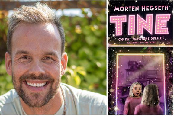 Morten Hegseth skildrer et pastellfarget drømmeliv for barn