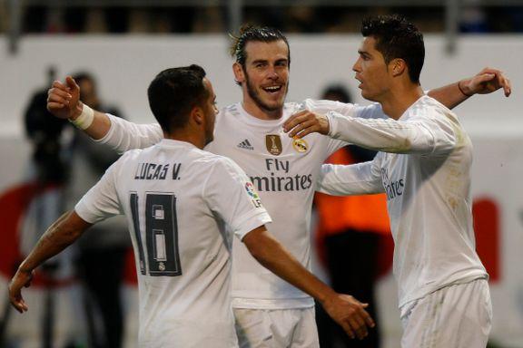 Bale scoret sitt første Real-mål på tre måneder