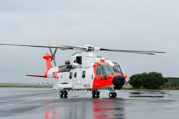 Stortinget varslet om mulig kostnadssprekk for nye redningshelikoptre