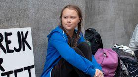 Greta Thunberg fyller 18