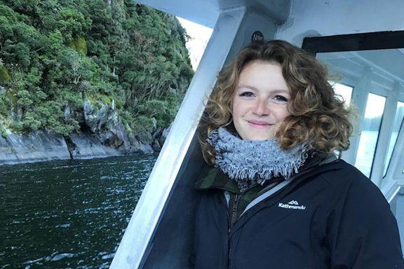 Hun var guiden som ledet turistene opp til vulkanen. Da kom utbruddet.