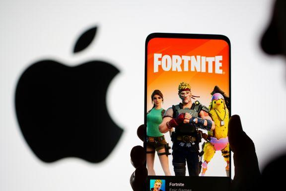 Nå møter Apple et av verdens største spillselskaper i retten. Uansett utfall kan Apple tape.