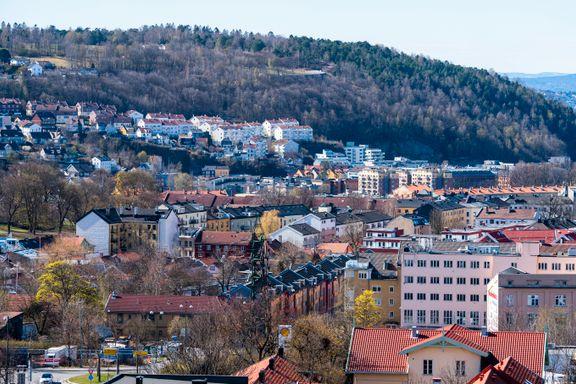 Obos-prisene i Oslo steg 3,2 prosent i juli