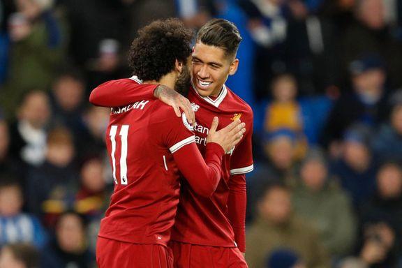 Magiske minutter avgjorde for lekent Liverpool