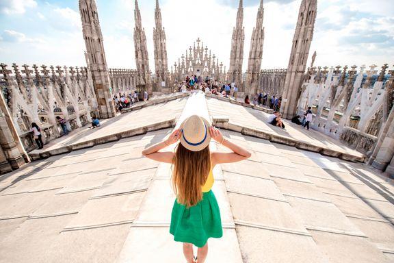 – Det finnes knapt den byen i Europa som er mer sofistikert enn Italias nest største by