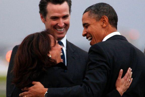 Obamas mor var hvit, Harris' mor var fra India. Hva skal til for å regnes som svart?