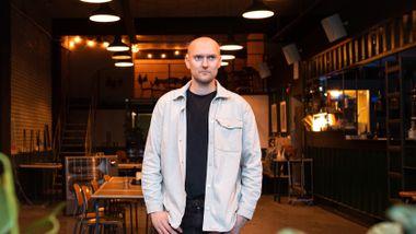 Han åpnet restaurant i kriseåret 2020: – Valget var enkelt
