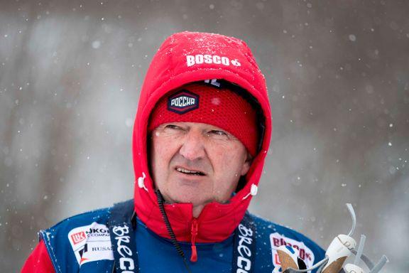 Russland-treneren fortviler før skjebnedagen: – Ikke gøy når voksne menn gråter foran deg