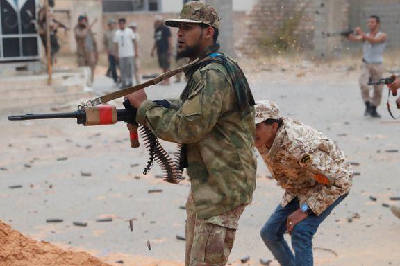 Aftenposten mener: Stormaktene må fortsette arbeidet for fred i Libya
