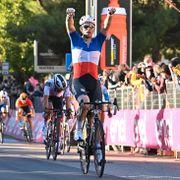 Kanonspurt sikret Démare årets andre Giro-triumf