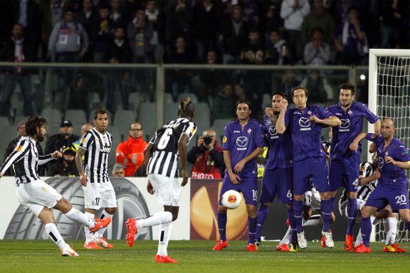 Perle av Pirlo sendte Juventus videre