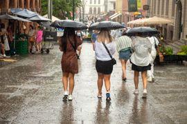 Så kom regnet. Hva skal du finne på nå? Her er vår guide.