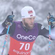 Sundby tilbake etter ryggtrøbbelet – Golberg vant sekundstrid