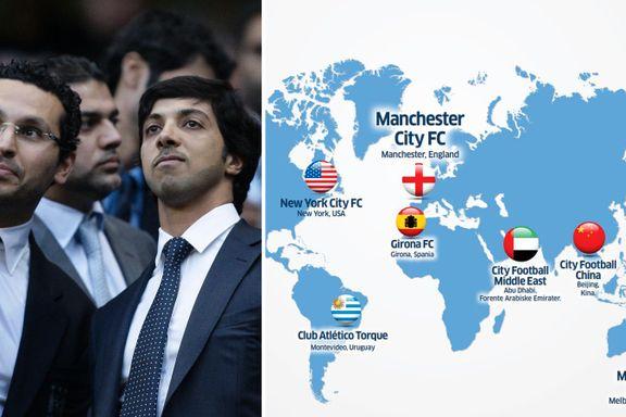 En «Walt Disney-plan» skal gjøre Manchester City størst i verden: - Trolig fotballens mest umoralske eiere
