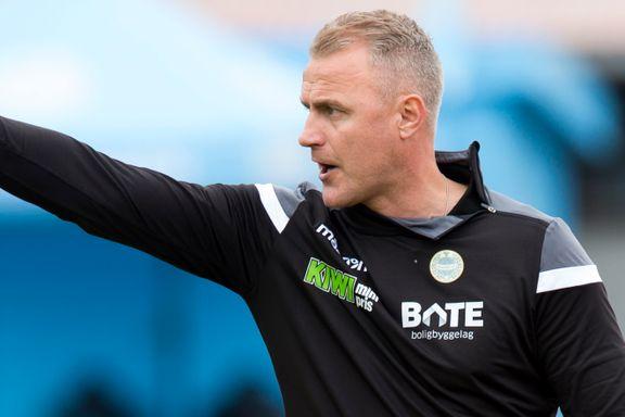 Sandnes Ulf rotet bort seieren - testet tidligere Viking-spiller