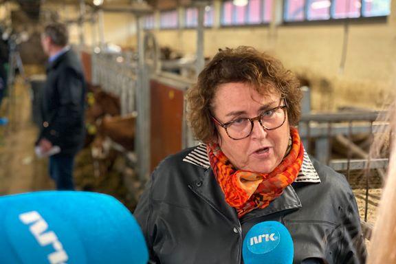 Aftenposten mener: Bollestad må ta ansvar for grisene