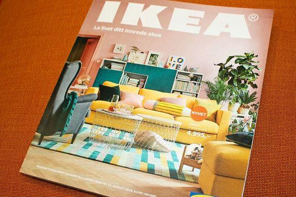 Slutt for Ikea-katalogen: – På tide å ta farvel