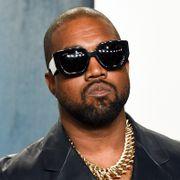 Fullstendig mageplask fra Kanye West