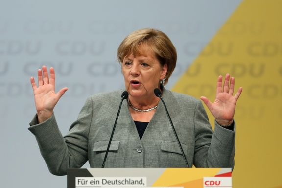 Merkel med ultimatum til tysk bilindustri