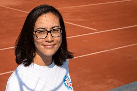 Fra NM til US Open: Starten var «katastrofal», men nå dømmer hun verdensstjernene