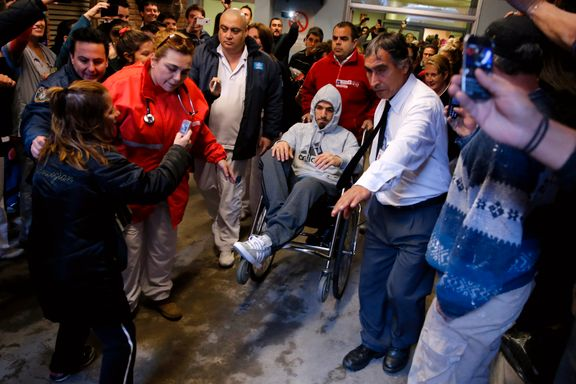 Kneoperert Suárez skal til VM