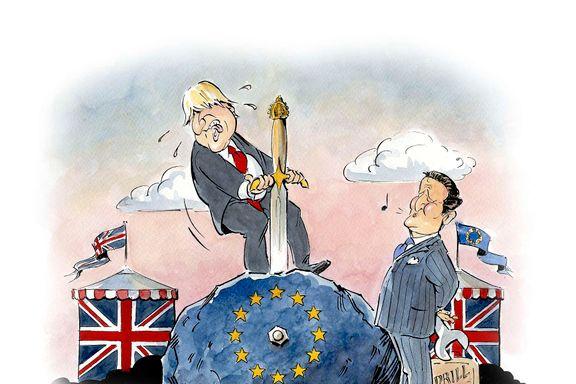 Hvis Brexit er smittsomt, står hele EU-prosjektet i fare