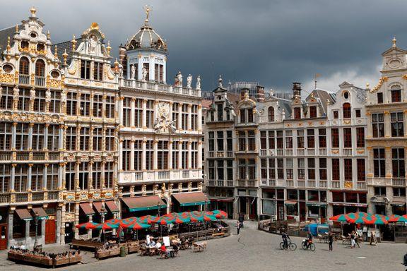 Smittetallene i Belgia er over «rødt»-grensen til norske helsemyndigheter
