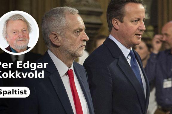«De skyldige» for brexit