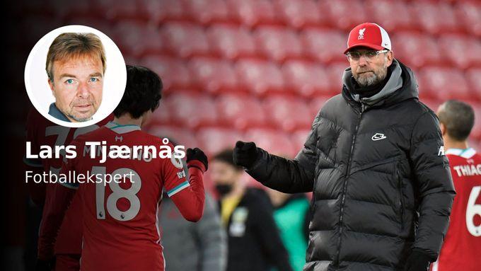 Syv forklaringer på Liverpool-problemet «ingen hadde sett for seg»