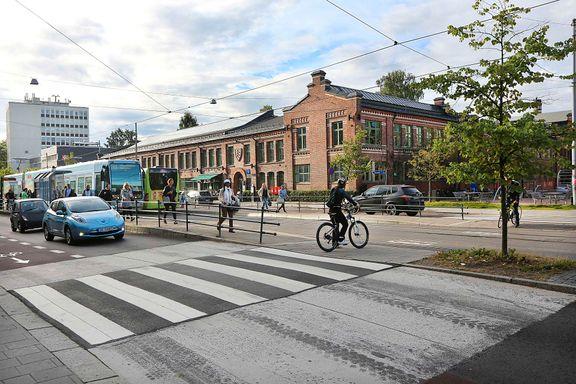 Oslo kommune planlegger å firedoble antallet boliger på Skøyen