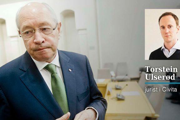 Hva mener Arbeiderparti-ledelsen om Kolbergs demokratiforståelse? | Torstein Ulserød