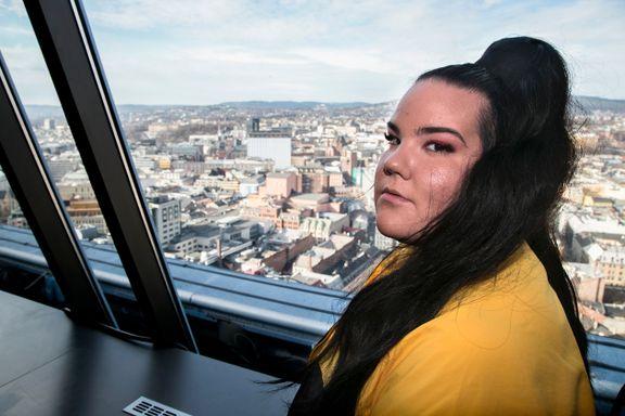 Fjorårets Eurovision-vinner Netta Barzilai: – Har mottatt flere tusen hatmail, hver dag
