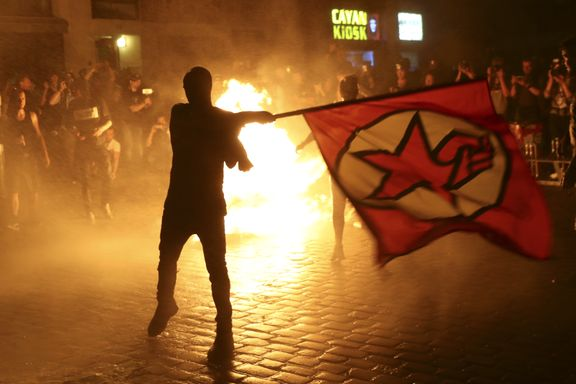 Disse G20-demonstrantene frykter tysk politi mest