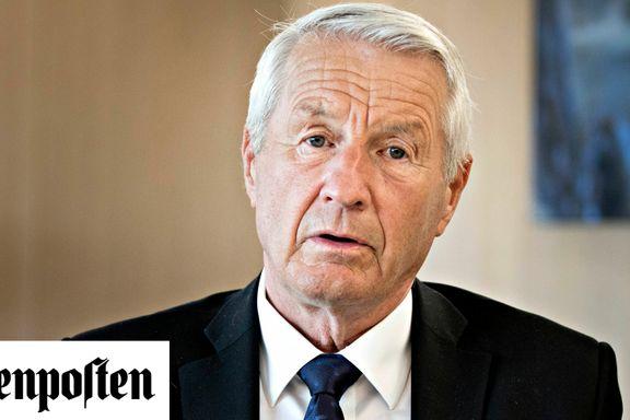 Aftenposten mener: Kortslutning fra Thorbjørn Jagland