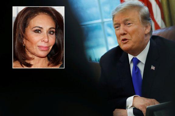 Fox News-profilen ble tatt av luften etter hijab-kritikk. Nå kommer presidenten til unnsetning.