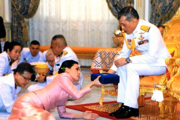 Kong Rama X starter kroningsfest med gave til landets fanger