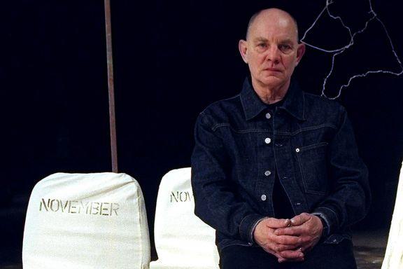 Aftenposten klarer ikkje i sitt minneord å skilja forfattaren Lars Norén frå hans sceniske karakterar