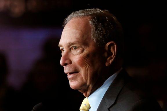 Kan han «trolle Trump til tap»? Bloomberg erter med pengeprat, golfvideo og en Trump-minister på laget.