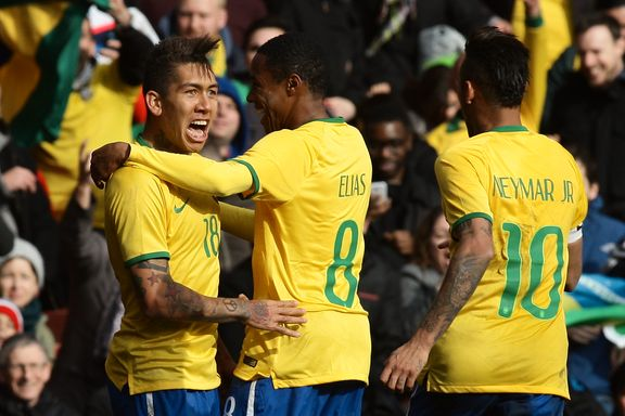 Brasiliansk landslagsspiss klar for Liverpool