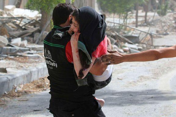 Krigsforbrytelsene i Syria må straffes   Joanna Nicholson og Jo Stigen
